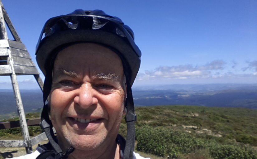 Waitangi weekend cycling in central North Island