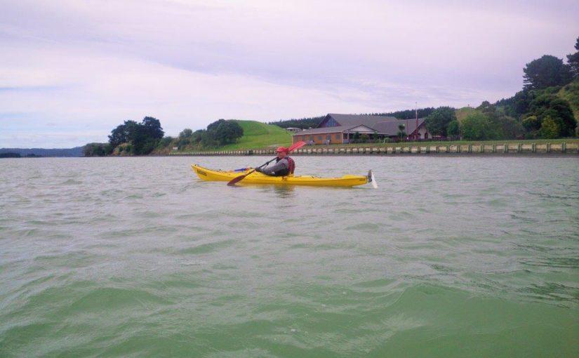 Kawhia Harbour and Lake Ngaroto
