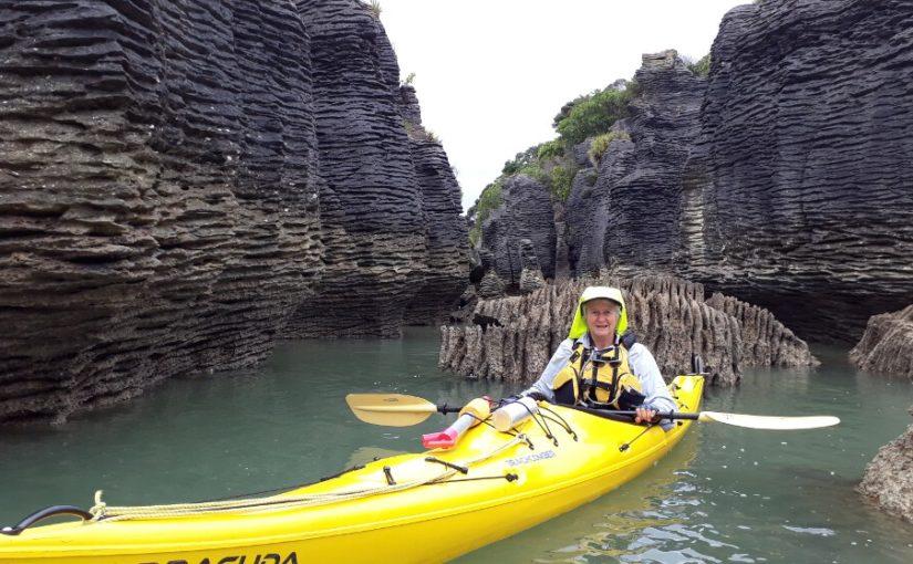 Kawhia Harbour South Coast Kayak