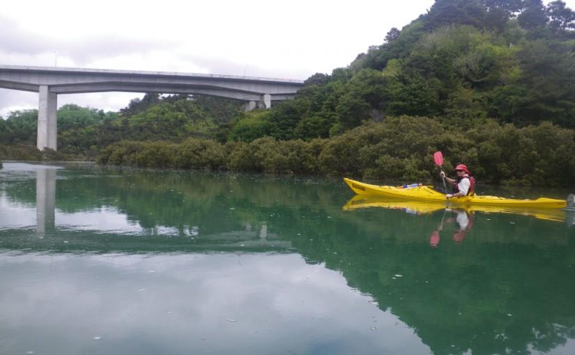 Waiwera River
