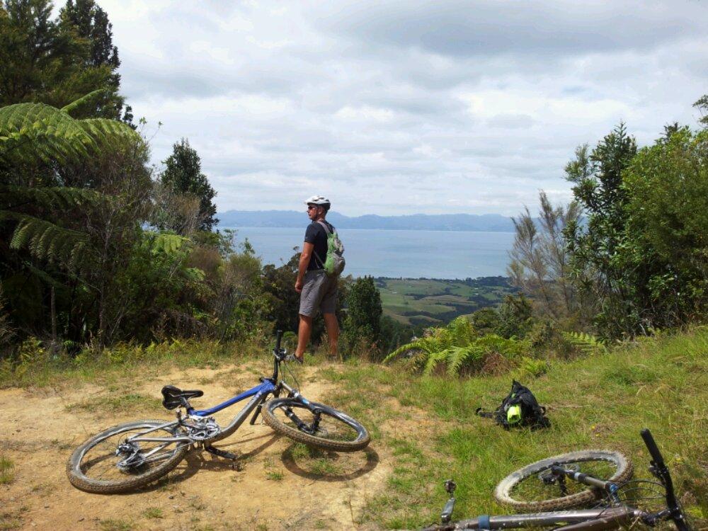 Waharau – Whakatawhi Ridge