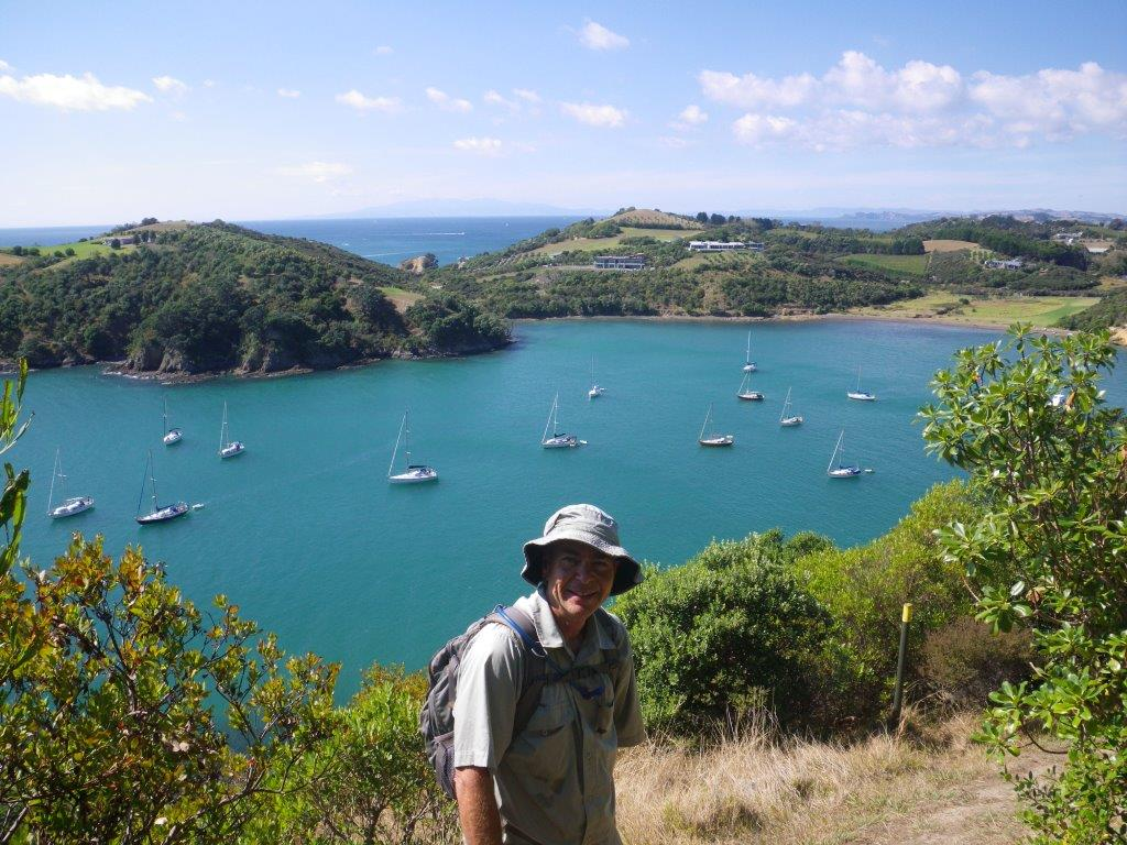 Waiheke Church Bay to Owhanake