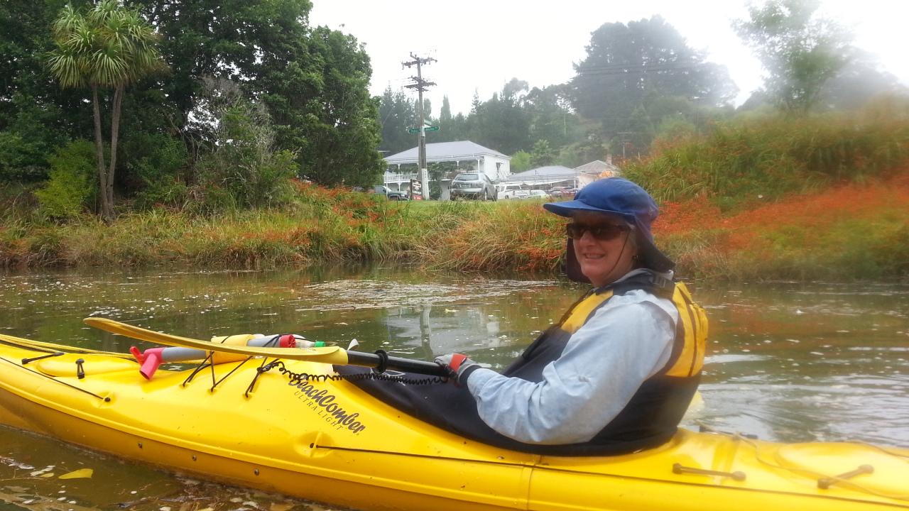 Puhoi River Paddle