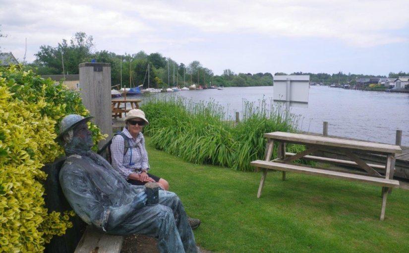 Wherryman's Way – Surlingham to Chedgrave