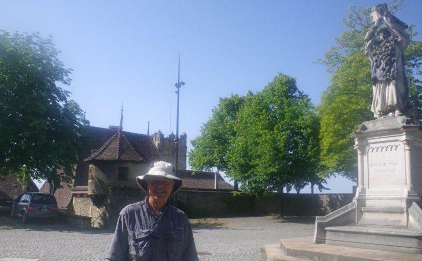 Last day in Neuchâtel