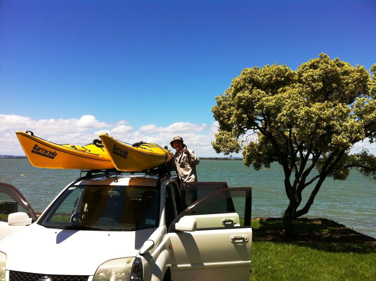 Waikowhai to Onehunga Bay